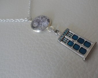 "Doctor Who ""The Doctor"" Necklace"