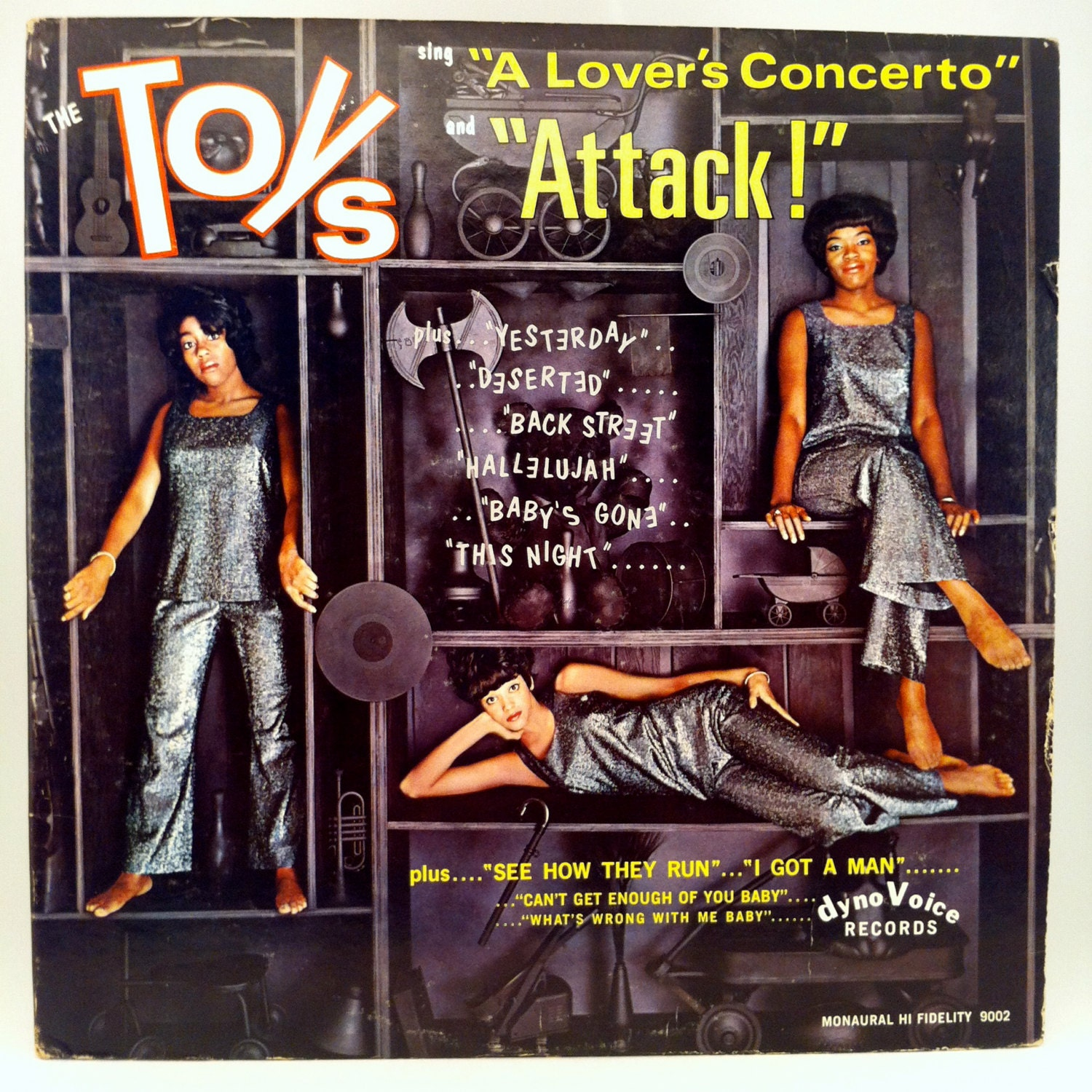The Toys Lovers 100