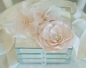 Wedding Sash, Flower Wedding Sash, Floral Wedding Sash, Wedding Belt Sash, Wedding Belt, Floral Sash,  Blush Bridal Sash, Blush Wedding Sash