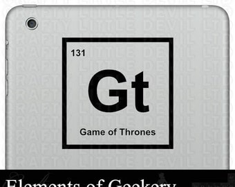 Element - Game of Thrones