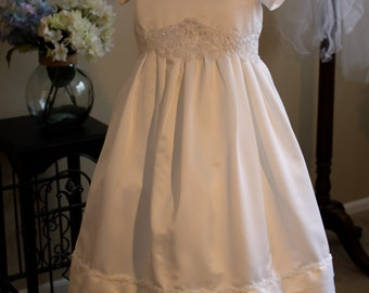 "First Holy Communion Dress - ""Carolina"""