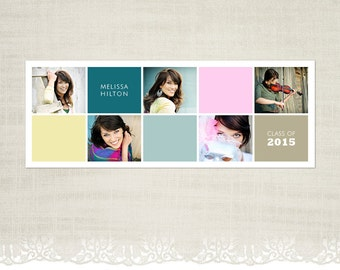 Facebook Timeline - Senior Template - T13