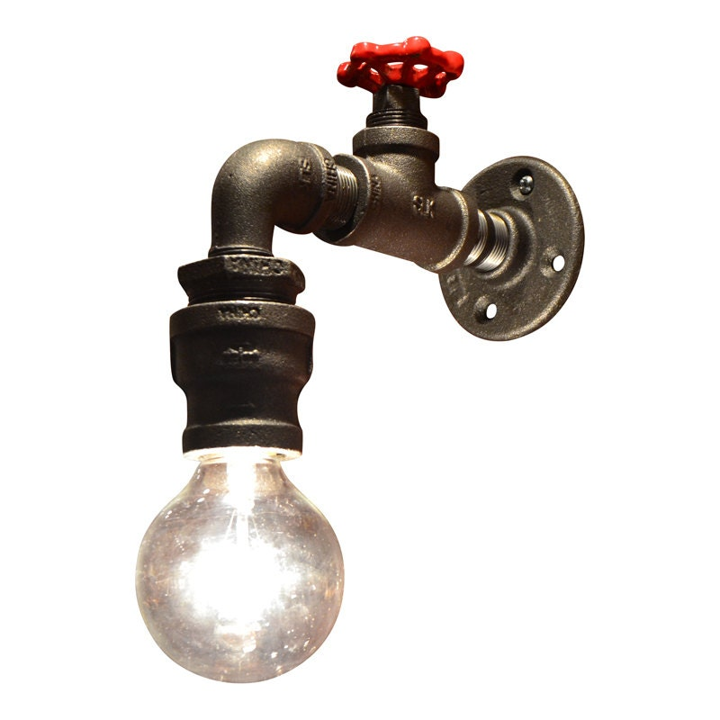 Wall Light Industrial Light Steampunk Sconce Steampunk