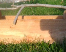 Popular items for garden tool carrier on etsy for Small garden tool carrier