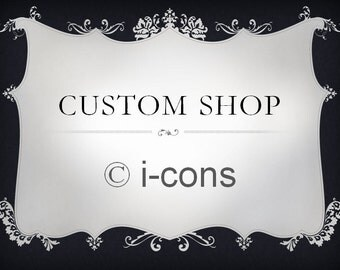 Fun Shop icons © Make your listings Unique and Memorable