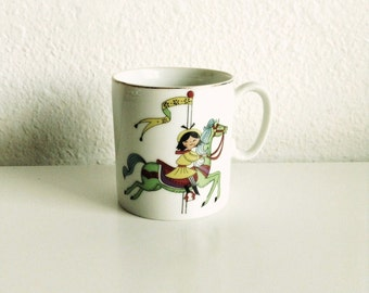 Vintage Mug, by Lefton (3397B)
