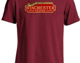 Shaun of the Dead Zombie Movie - Winchester Tavern T-shirt