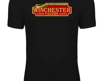 Shaun of the Dead Zombie Movie - Winchester Tavern Womens T-shirt