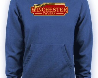 Shaun of the Dead Zombie Movie - Winchester Tavern Hoodie