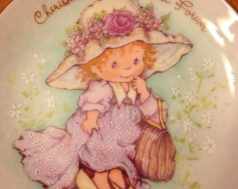 Vintage Avon Mother's Day Plate