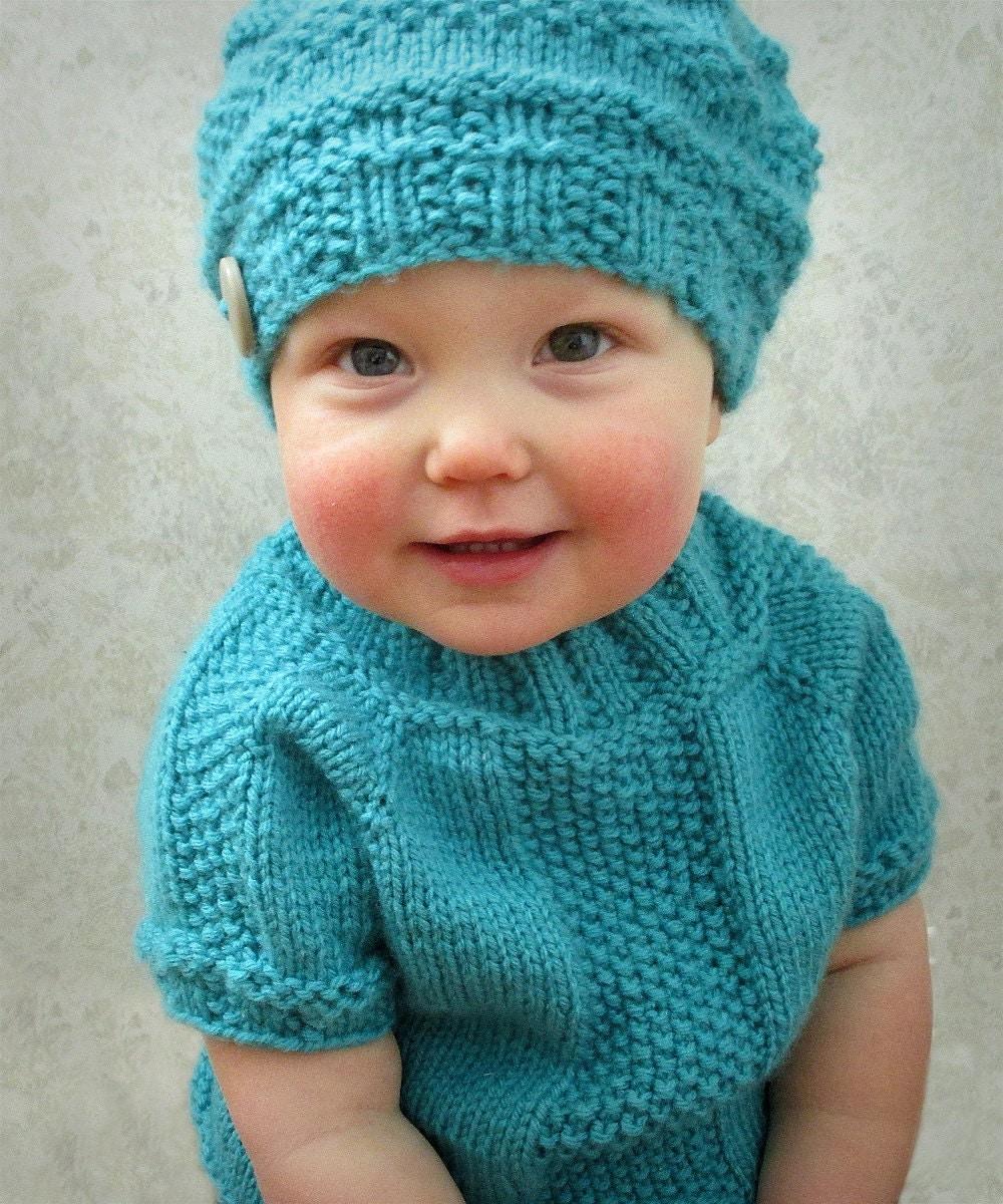 KNITTING PATTERN Sweater Knit sweater pattern Knit pattern