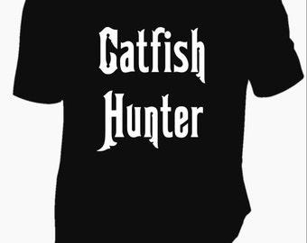Catfish Hunter Tee