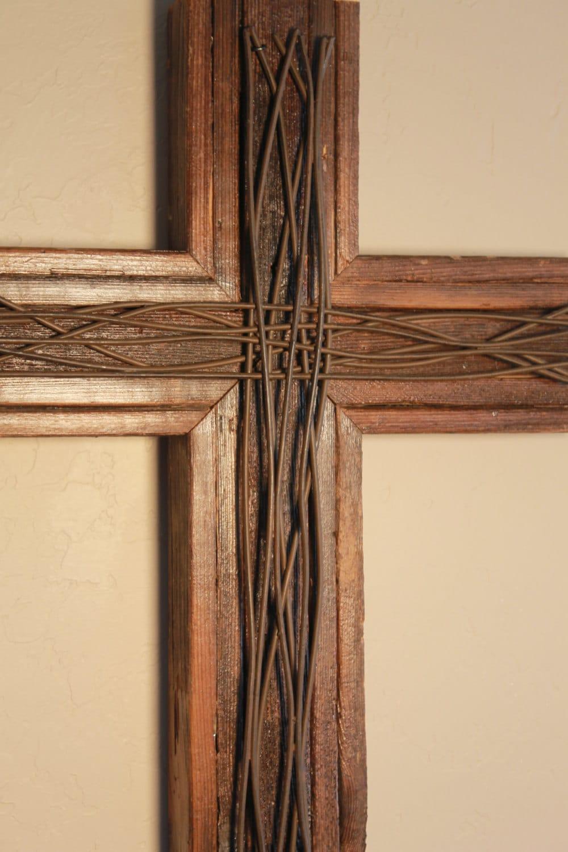 Painted Wood Cross Designs