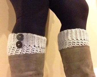 Obsession: Boot Cuffs