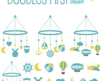 Baby crib clip art | Etsy