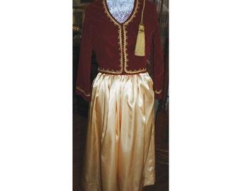 Girls - Greek Amalia Costume & Separates