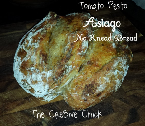 Tomato-Pesto Swirl Bread Recipe — Dishmaps