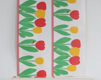 Papier peint etsy fr - Papier peint enfant vintage ...