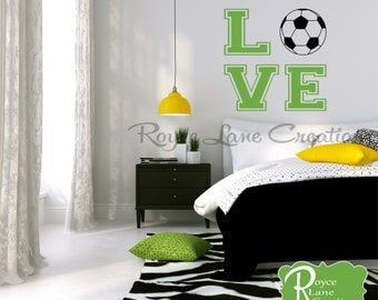 paper soccer ball soccer decor soccer teen room decor