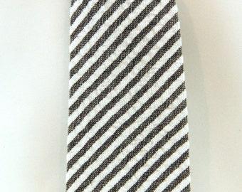 Custom-made Child's  Cotton Neck Tie