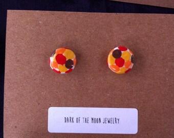 Autumn Dot Earrings
