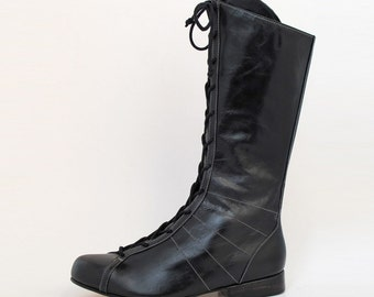 Low Boxer Boot