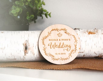 Personalized Coaster - 3.5"