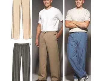 Kwik Sew Pattern. Sewing  - Mens  Pants   #K3663