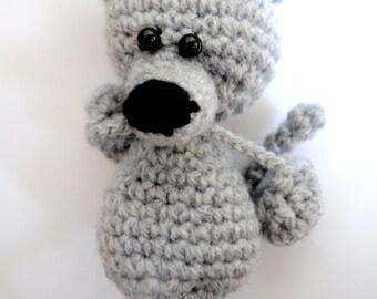 Amigurumi Pattern, Amigurumi Mouse pattern, Crochet Mouse pattern, Doll pattern, Crochet pattern, Amigurumi Animal, Animal pattern