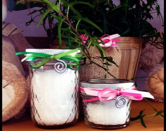 Mineral Herbal Bath Salts