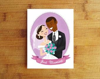 Card e interracial
