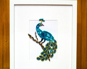 Charmant Gardman 8420 Peacock Wall Art, 19