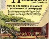Better Homes and Gardens magazine, August 1966