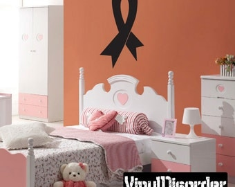 Ribbons Vinyl Wall Decal Or Car Sticker - Mvd006ET