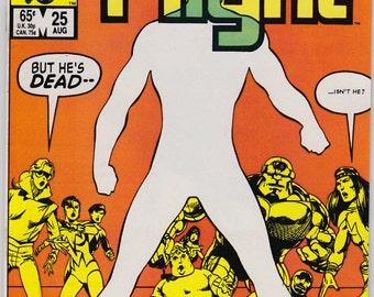 Alpha Flight #25: August 1985