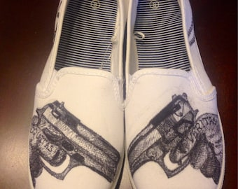 Boondock Saints Shoes