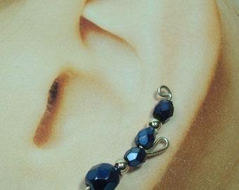 Climbing Earrings - Long Loop Style  Custom Made
