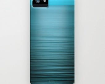 Blue iPhone 6 Case, Sea at Sunset iPhone 5 Case, iPhone 6 Plus, iPhone 5c, iPhone 5s, Samsung Galaxy s6, Galaxy s5 Case, Sunset Photography