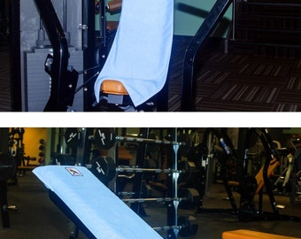 Personalized (or, Not - your choice) Kooka Gym Towel