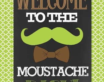 Welcome to the Moustache Bash