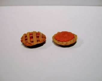 Mini Dollhouse Pie duo