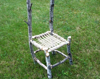 Twig Chair, Birch