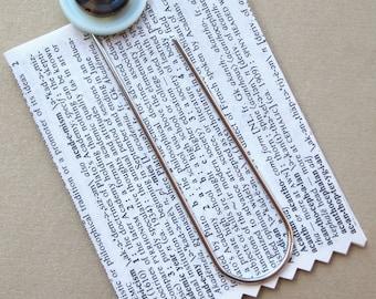 Unique Vintage Button Bookmark PSS 1759