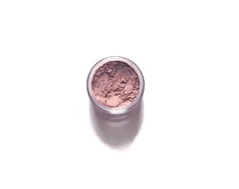 Rose //  Light Dusty Matte Pink // Vegan Mineral Eyeshadow