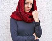 Crochet PATTERN, Infinity Scarf Pattern, Infinity Scarf Crochet Pattern, Crochet Infinity Scarf Pattern, Crochet Cowl Pattern, Cowl Scarf