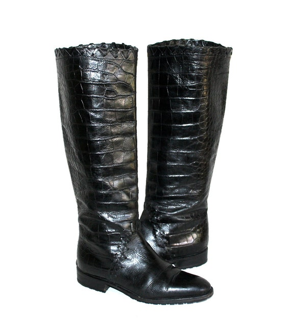Vintage Bally Boots 108
