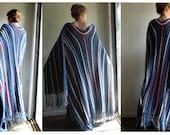 Crochet PATTERN - Simply Ruana - Cloak Shawl Poncho