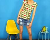 """T-shirt """"apple green"""""""