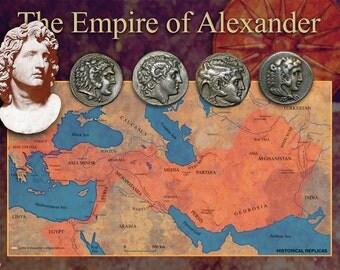 DM 229 The Empire of Alexander Set 5x7