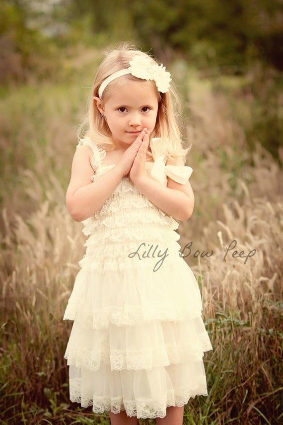 Girl dress christmas dress baby dress christening dress wedding